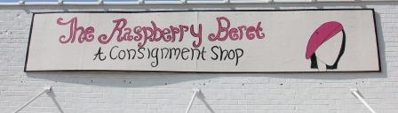 The Raspberry Beret: A Consignment Shop