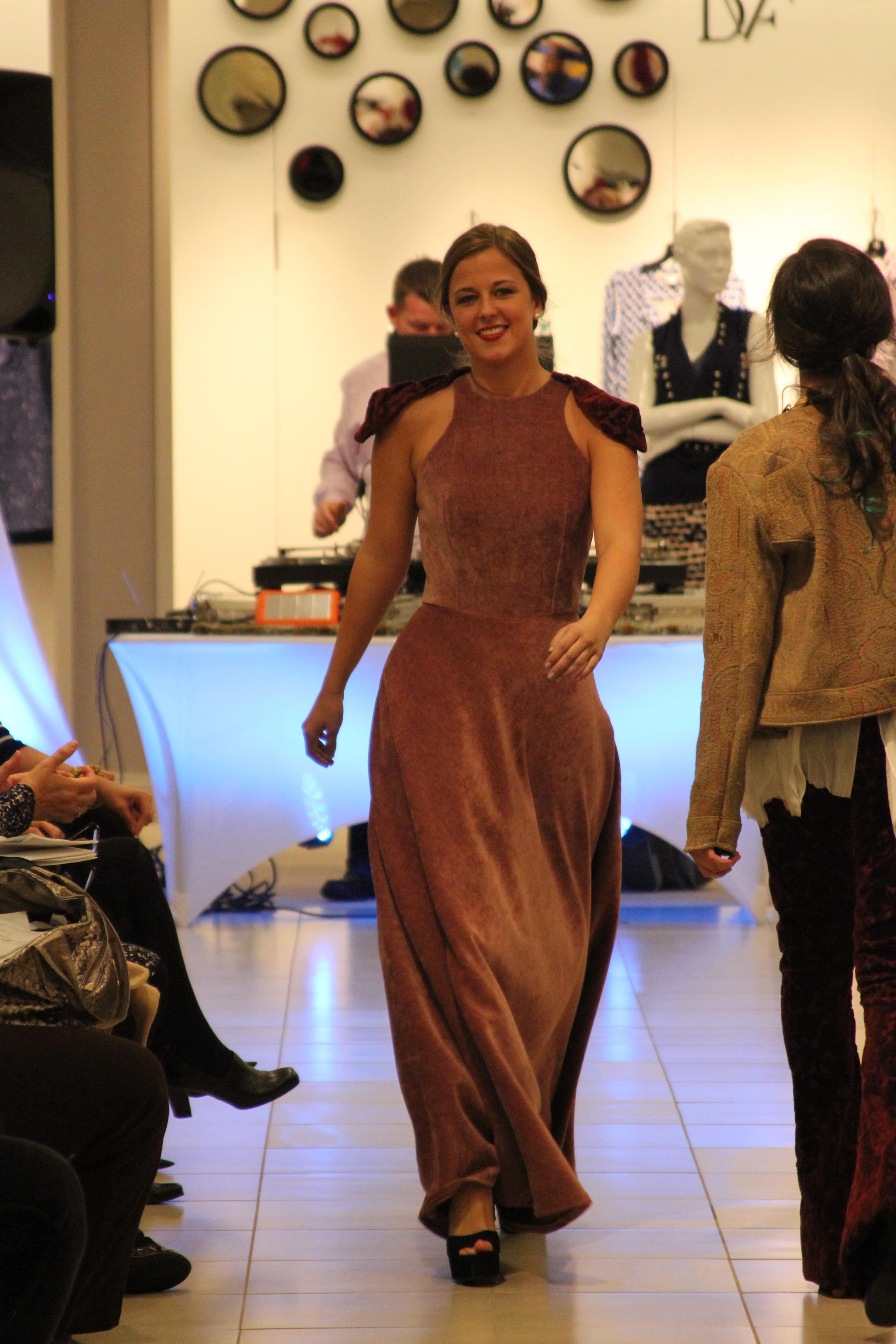 University of alabama fashion design 89