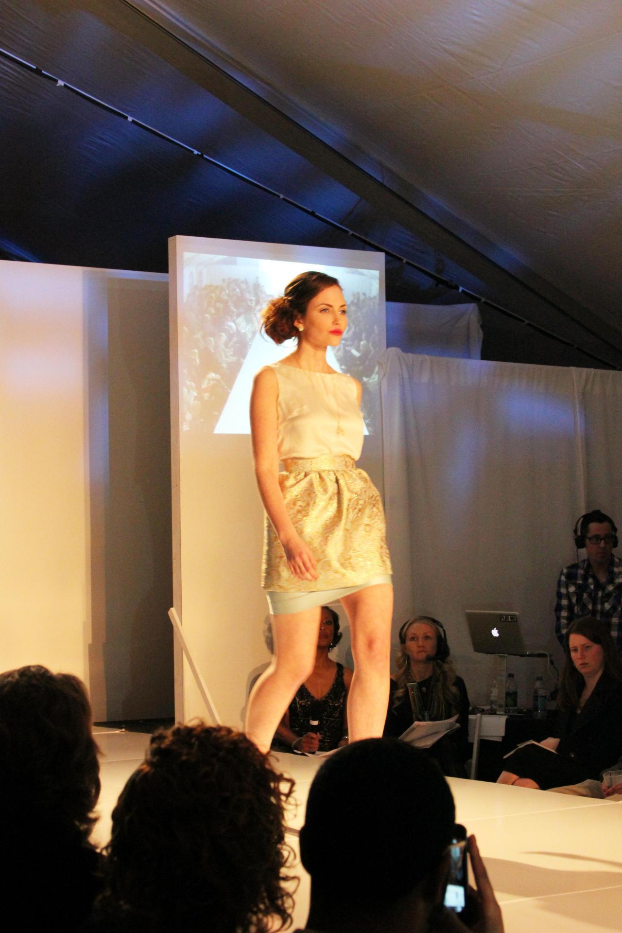 (photo from Birmingham Fashion Week 2012. Photo courtesy of VIP blog)