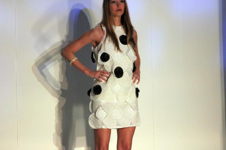 (photo from Birmingham Fashion Week 2013. Photo courtesy of VIP blog)