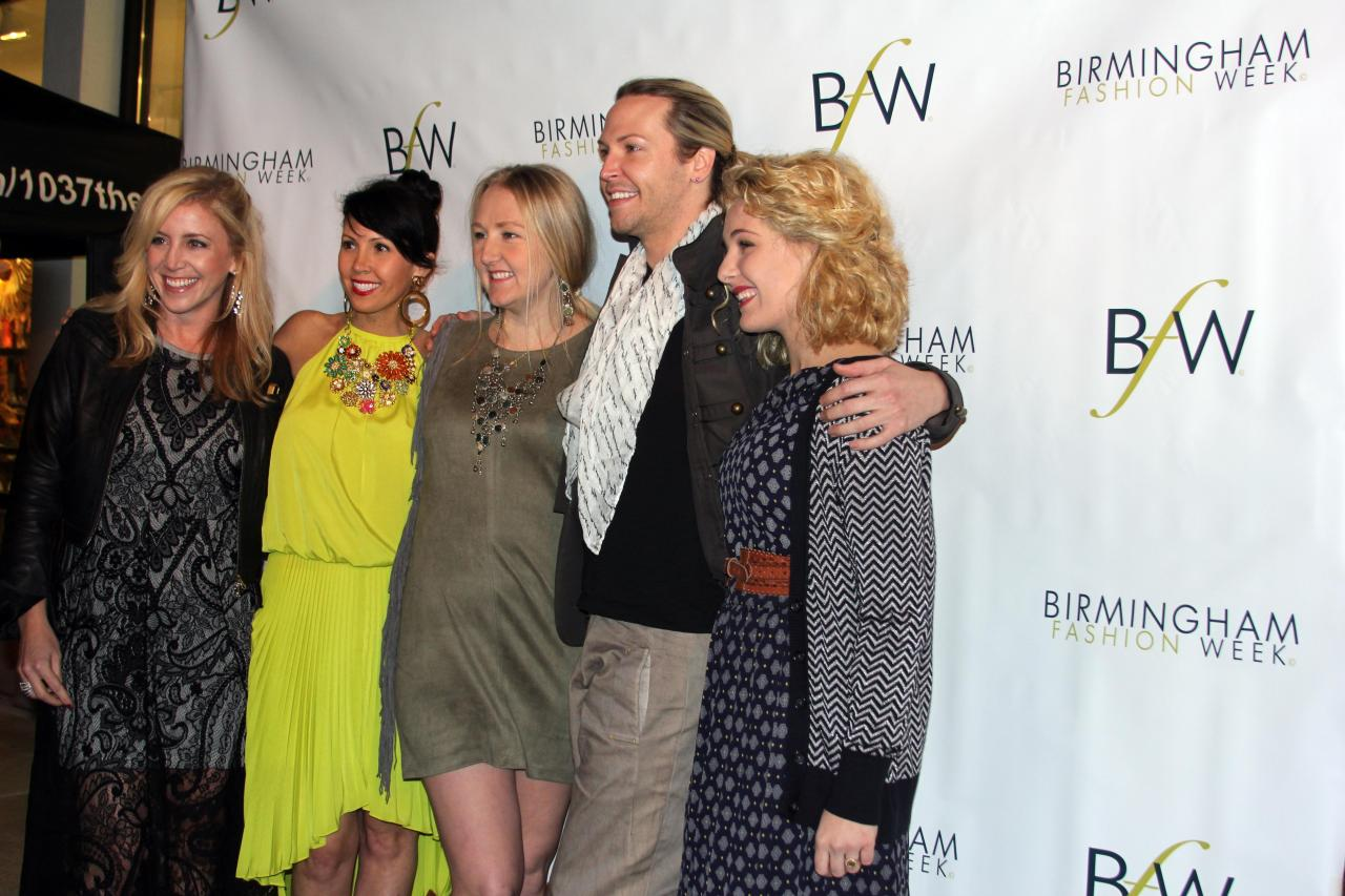 Krista Collins, Jeana Fleming, Heidi Elnora, Jeremy Stephens, and I at the 2013 kick off party. Love the tremendous people of BFW!