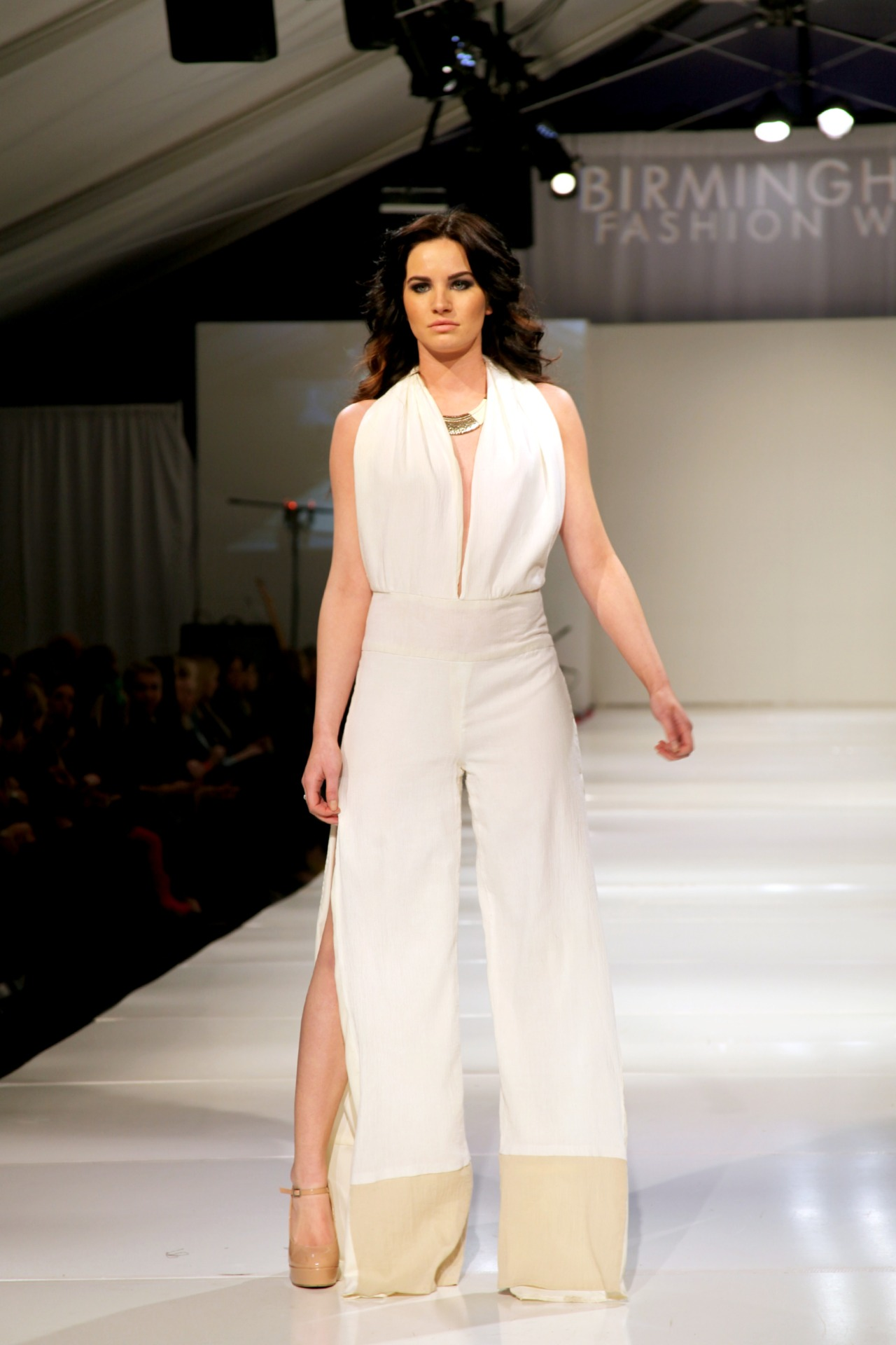 Designed by Mandi Faulk-Birmingham Fashion Week 2013 Thursday Night Runway Show. PHOTO CREDIT: NATALIE NORRIS PHOTOGRAPHY