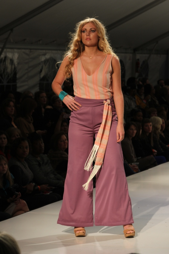 Kassie Gerk's (BFW 2013 Emerging Designer) collection. Photo Credit: Vintage Inspired Passionista