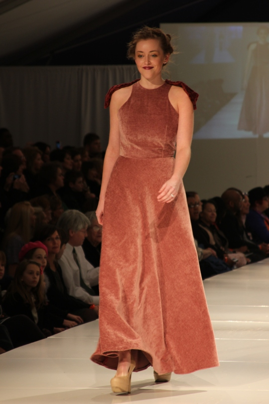 Kailey Smith's (BFW 2013 Emerging Designer) collection. Photo Credit: Vintage Inspired Passionista