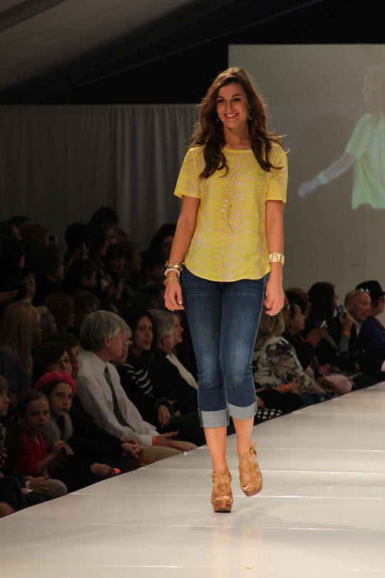 Soca Clothing-Birmingham Fashion Week 2013.Photo credit: Vintage Inspired Passionista