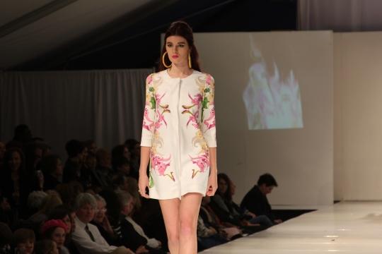 Theadora-Birmingham Fashion Week 2013.Photo credit: Vintage Inspired Passionista