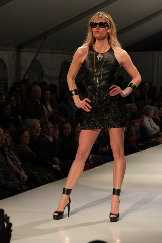 Theadora-Birmingham Fashion Week 2013.Photo credit: Vintage Inspired Passionista