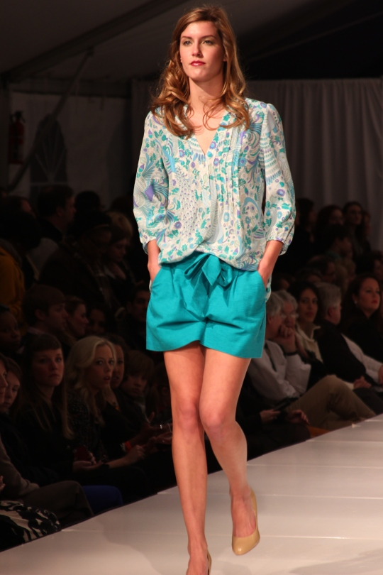 Annie Griffin Collection-BFW2013Photo credit: Vintage Inspired Passionista