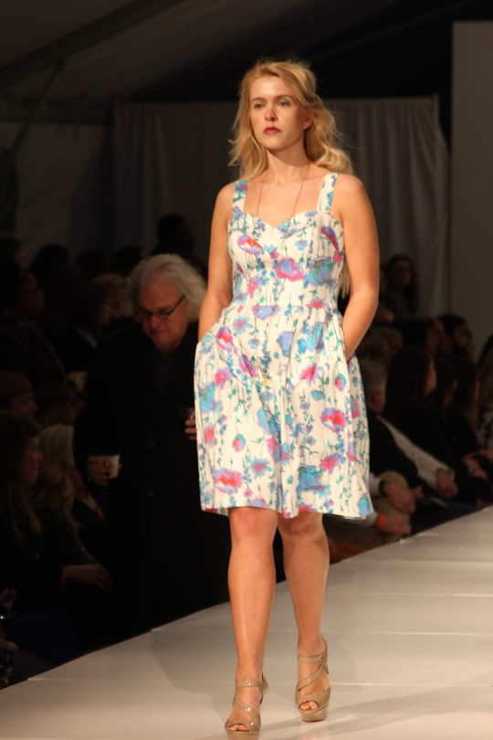 The VIP is in love with this Annie Griffin dress! So...vintage chic! Photo credit: Vintage Inspired Passionista