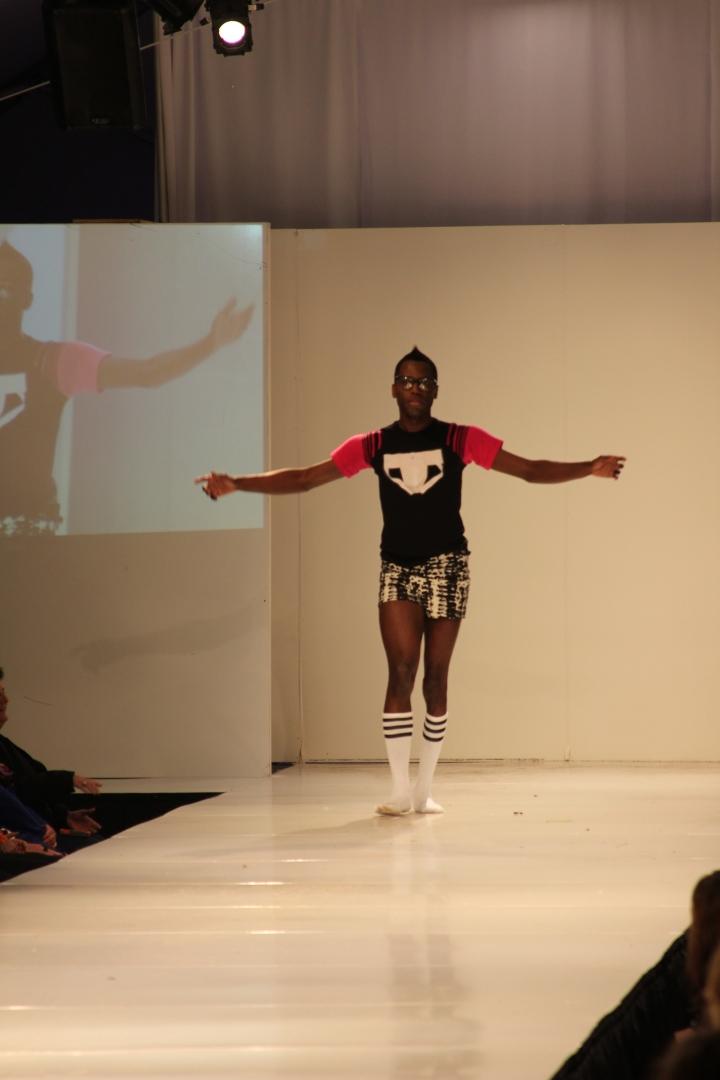Joshua McKinley's Collection | Birmingham Fashion Week 2013 | Photo Credit: Vintage Inspired Passionista