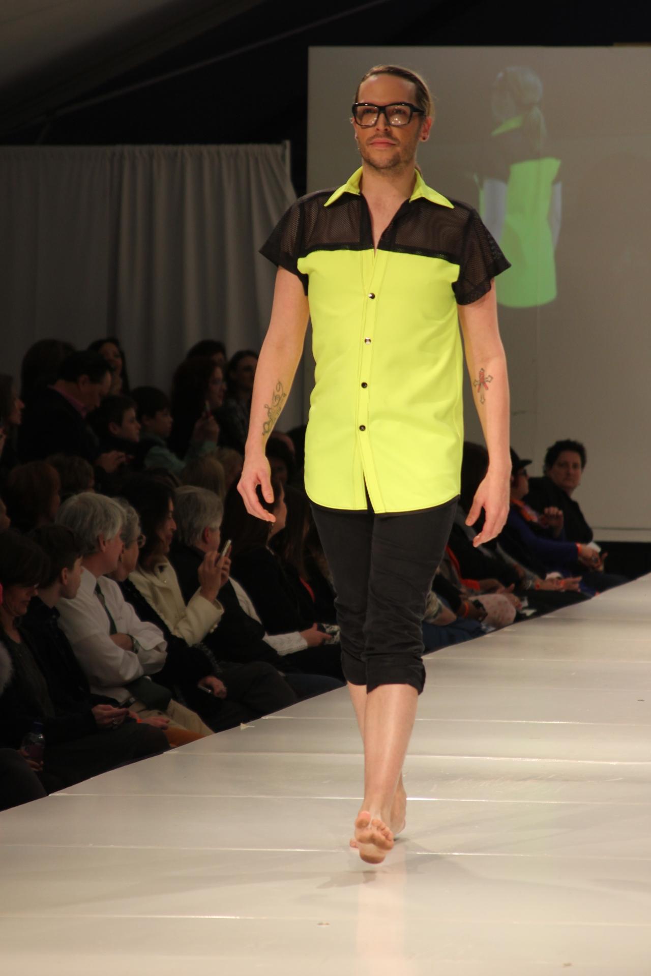 Joshua McKinley's Collection   Birmingham Fashion Week 2013Photo Credit: Vintage Inspired Passionista