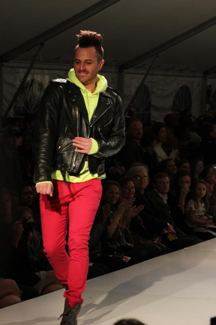 Anthony Ryan | Birmingham Fashion Week 2013Photo Credit: Vintage Inspired Passionista