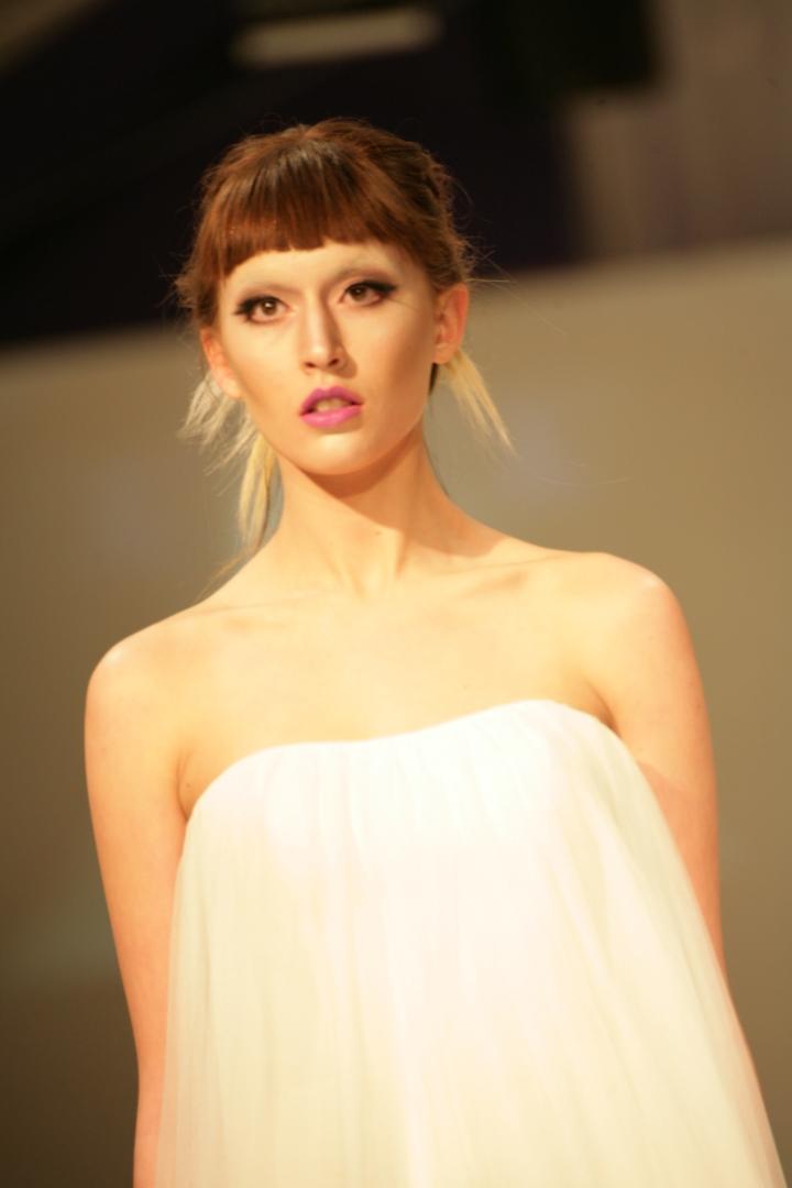 "Heidi Elnora ""Heavenly Days"" Collection | Birmingham Fashion Week 2013Photo Credit: Vintage Inspired Passionista"