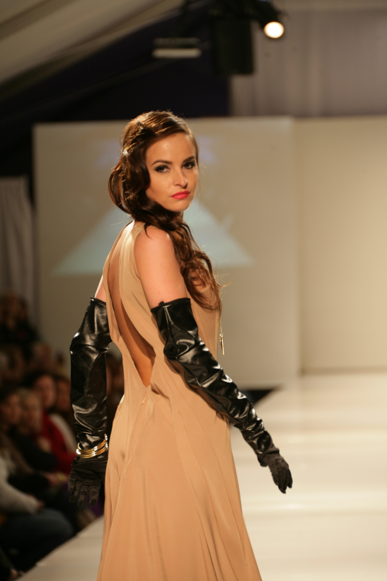 Sarah Winford's Collection | Birmingham Fashion Week 2013Photo Credit: Vintage Inspired Passionista
