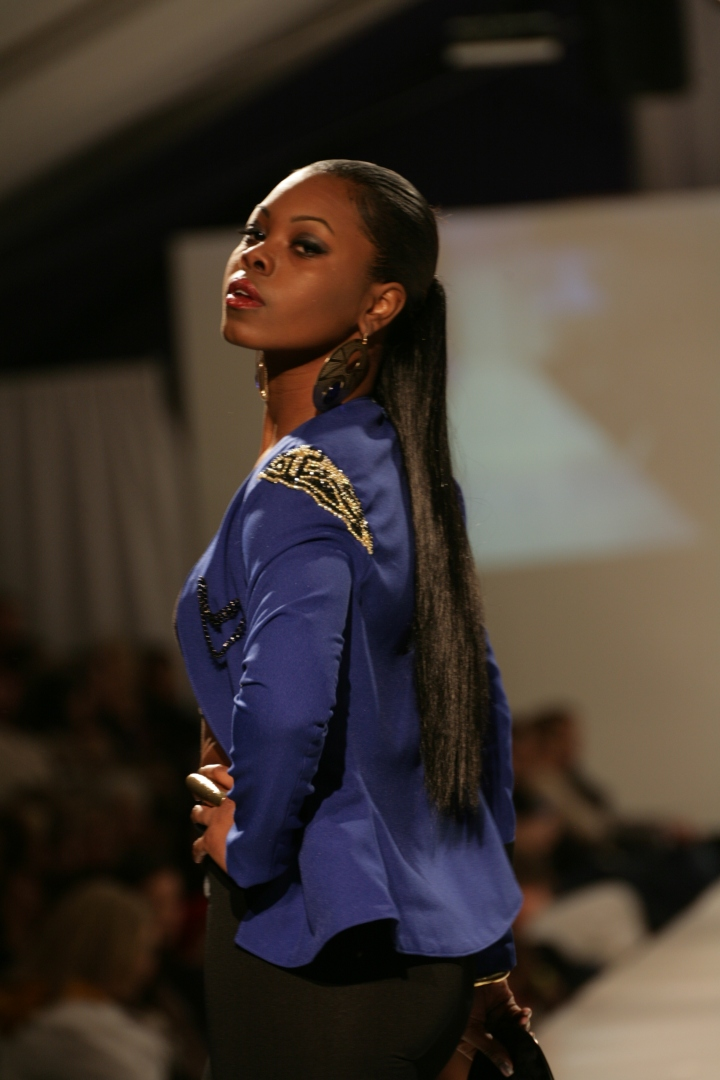 Shannon Warren's Collection | Birmingham Fashion Week 2013Photo Credit: Vintage Inspired Passionista