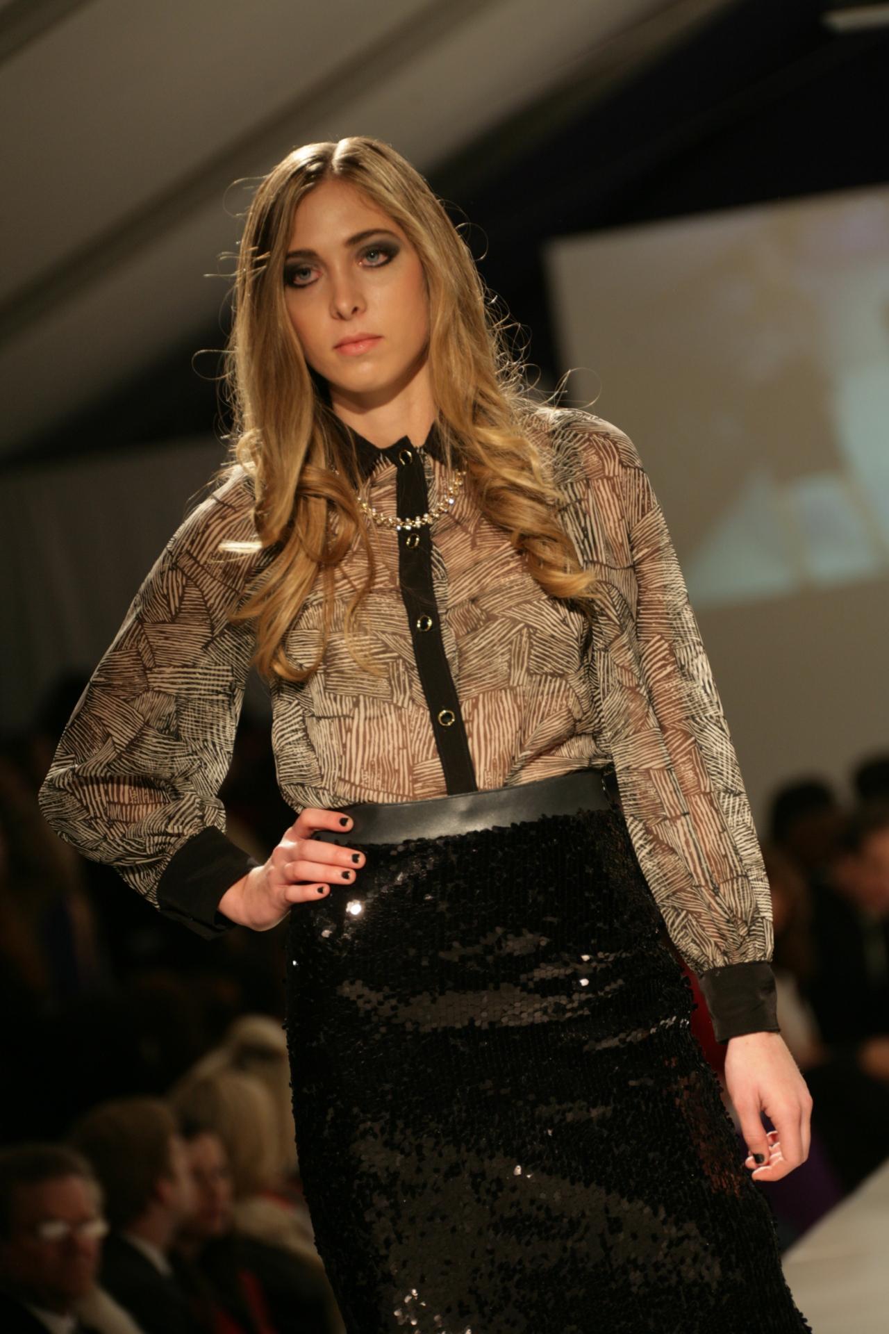 Allison Mills' Collection | Birmingham Fashion Week 2013Photo Credit: Vintage Inspired Passionista