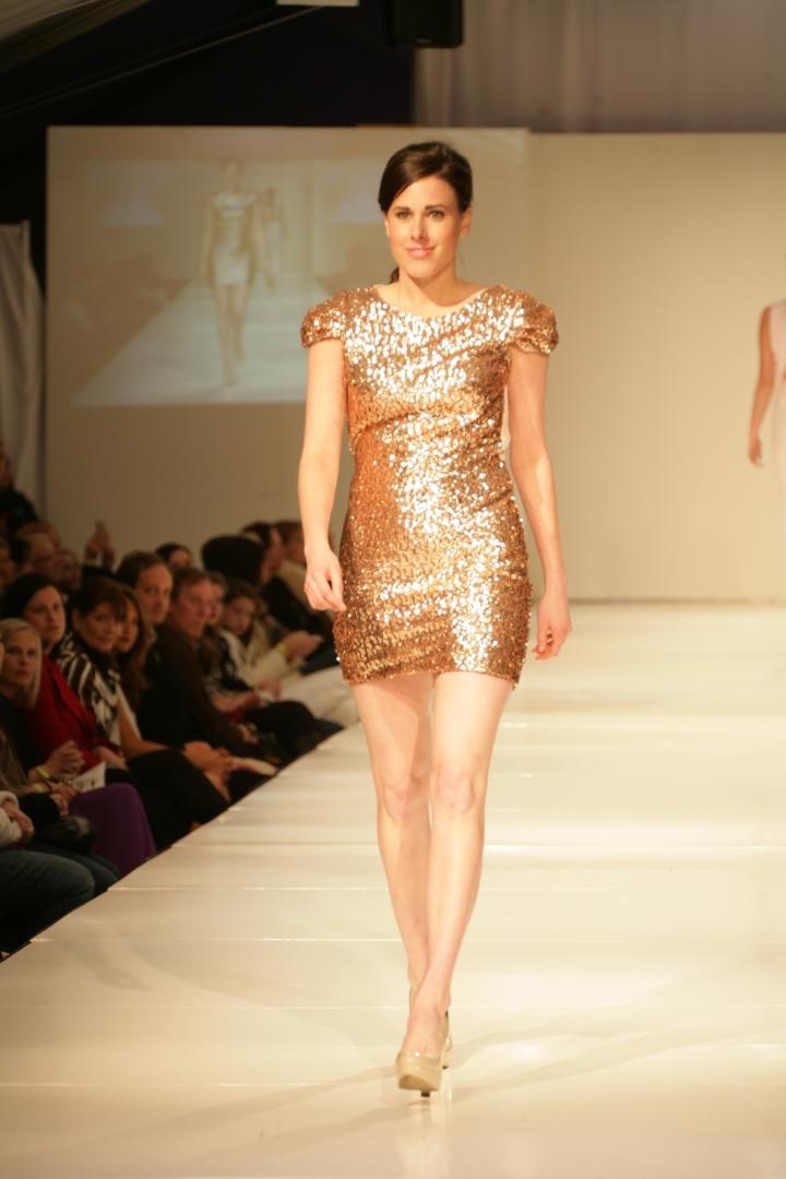 Megan Kaple's Collection | Birmingham Fashion Week 2013Photo Credit: Vintage Inspired Passionista