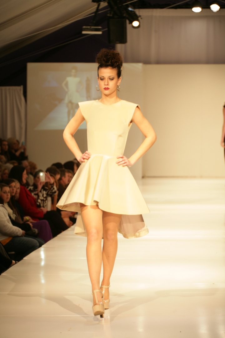 AnnaKay Winford's Collection | Birmingham Fashion Week 2013Photo Credit: Vintage Inspired Passionista