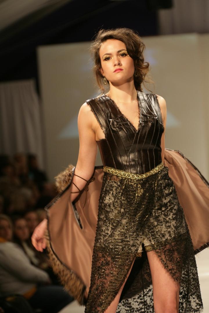 Elizabeth Singleton's Collection | Birmingham Fashion Week 2013Photo Credit: Vintage Inspired Passionista