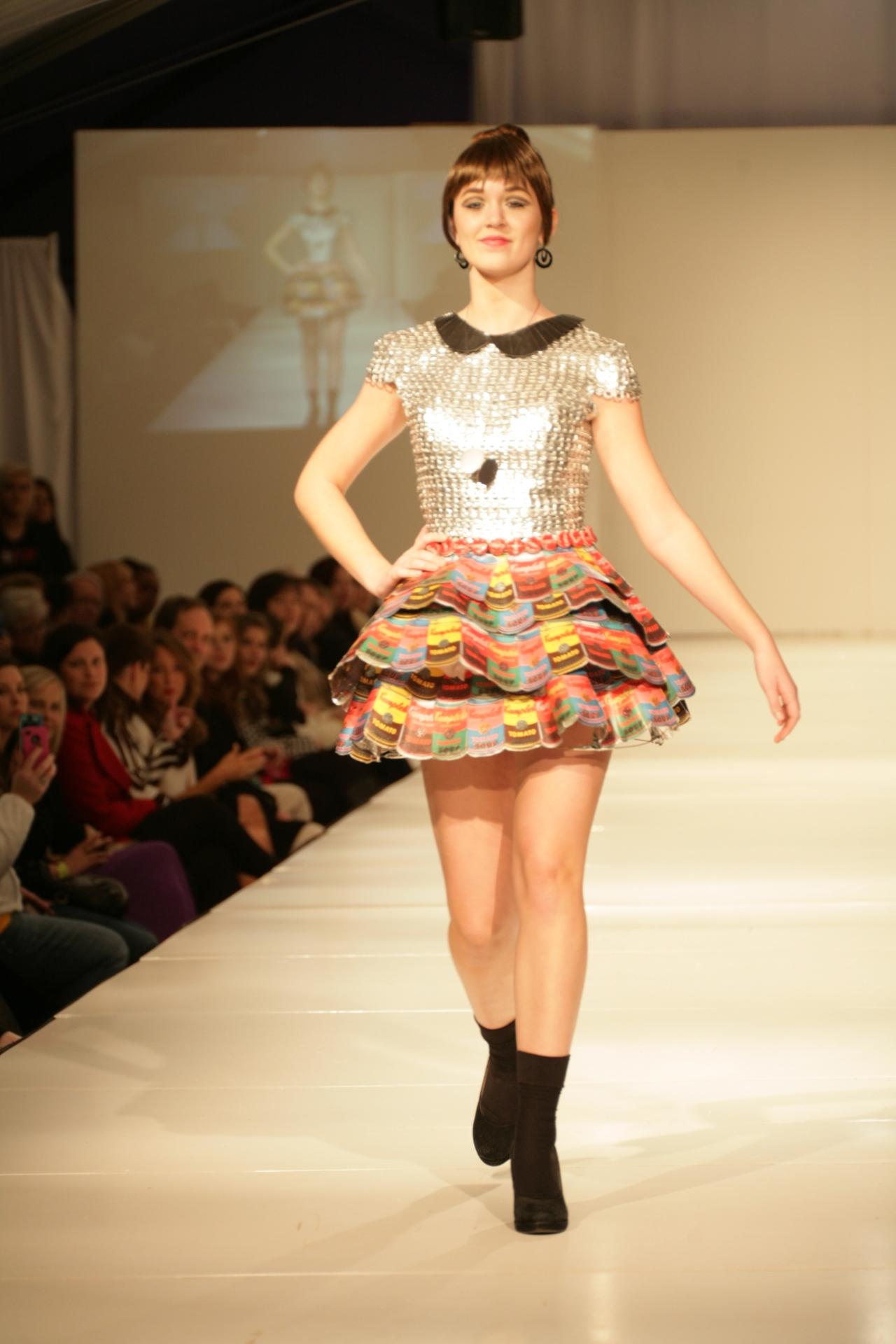 Annie Bloomston's Design | Birmingham Fashion Week 2013Photo Credit: Vintage Inspired Passionista
