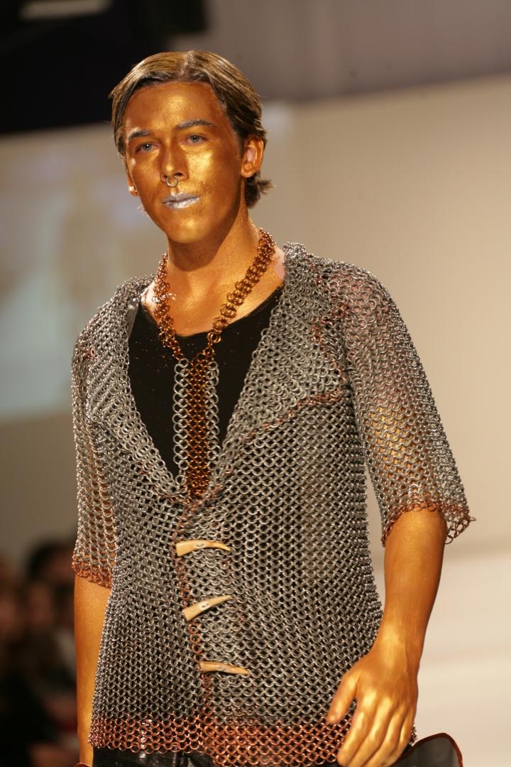 Preston Mills' Design | Birmingham Fashion Week 2013Photo Credit: Vintage Inspired Passionista