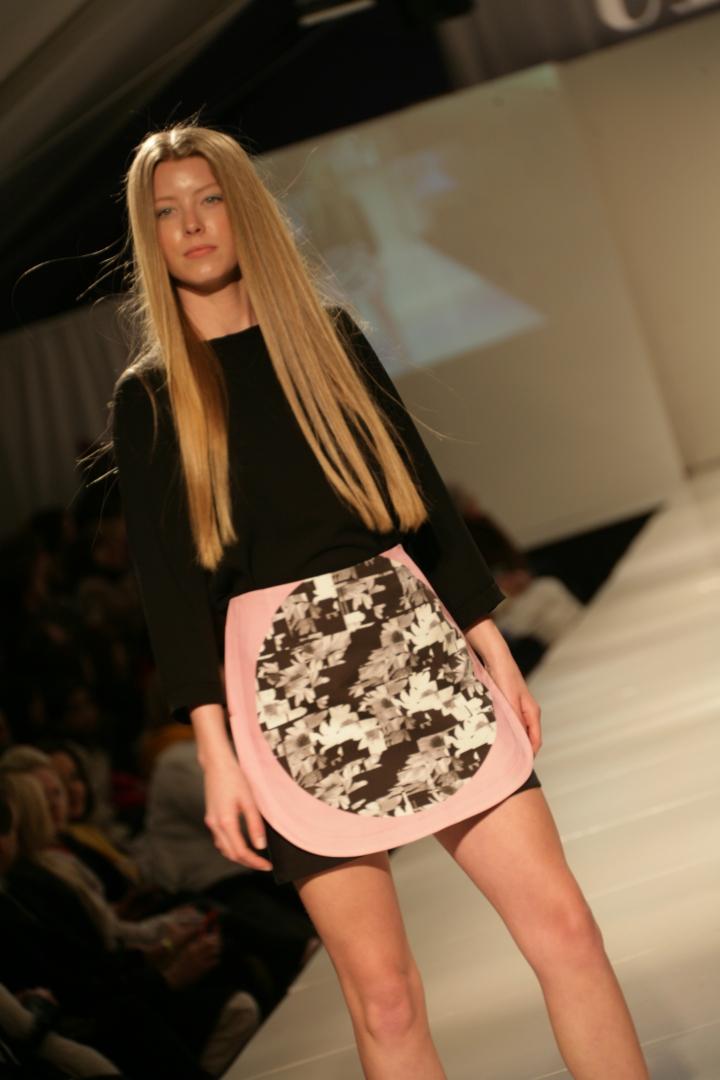 Tibi | Birmingham Fashion Week 2013Photo Credit: Vintage Inspired Passionista