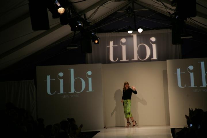 Amy Smilovic of Tibi | Birmingham Fashion Week 2013Photo Credit: Vintage Inspired Passionista