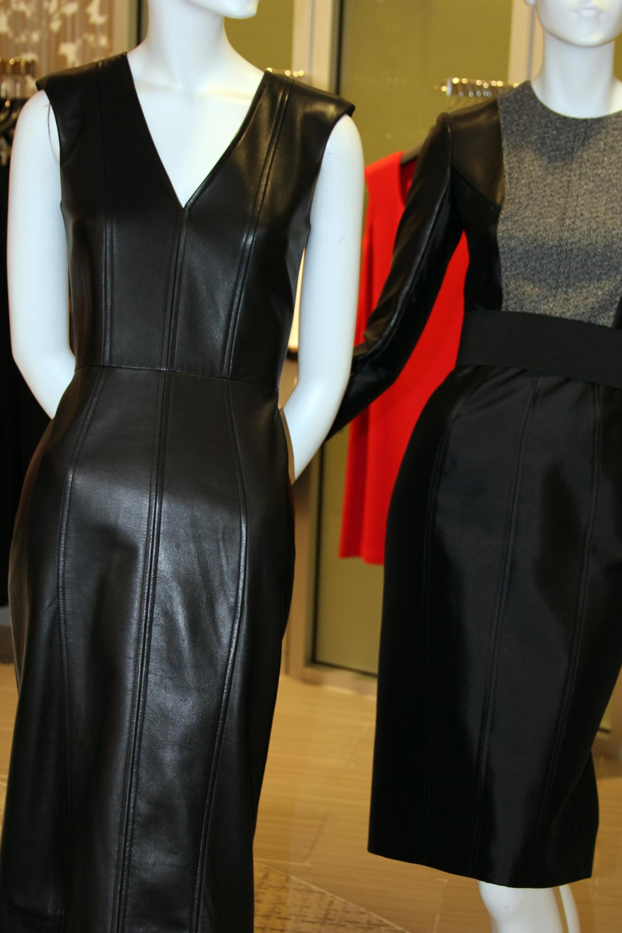 I am so in love with Karolina Zmarlak's Fall/Winter 2013 collection! It is so sleek and chic!