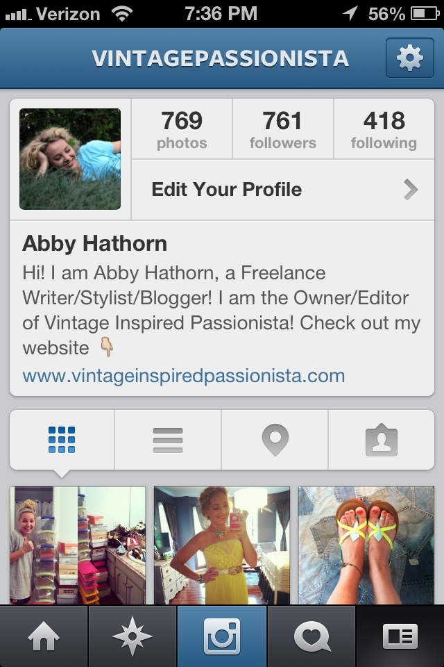 Instagram Inspired Makeup Tutorial For My Ig Baddies: Vintage Inspired Passionista