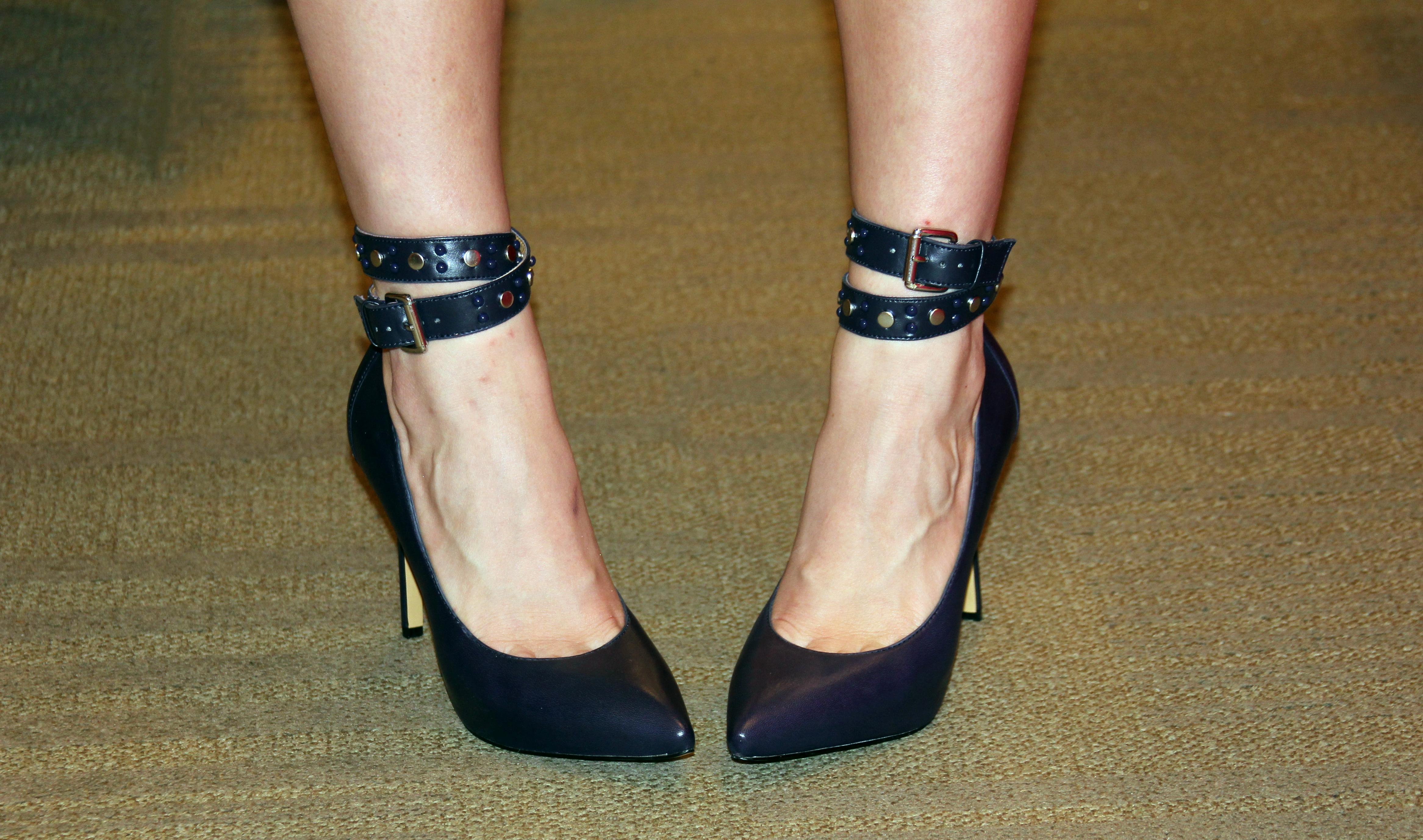 Black sandals belk - Img_3488