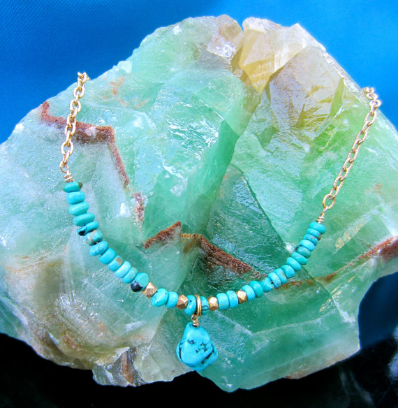 Ooo....beautiful necklace from Ethereal Energy!