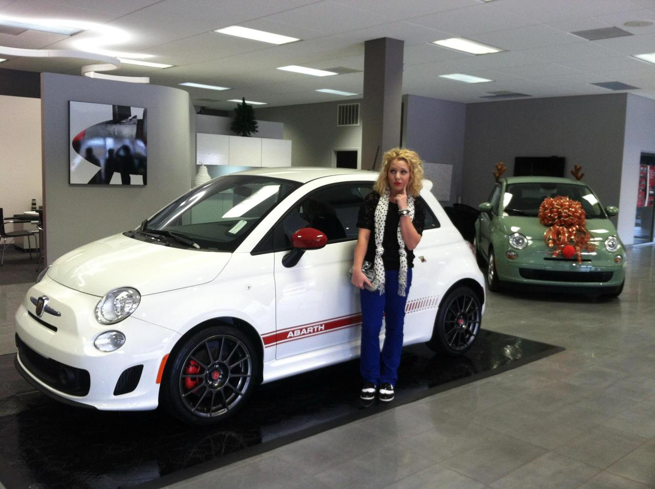 Hey, Santa...maybe this Abarth?