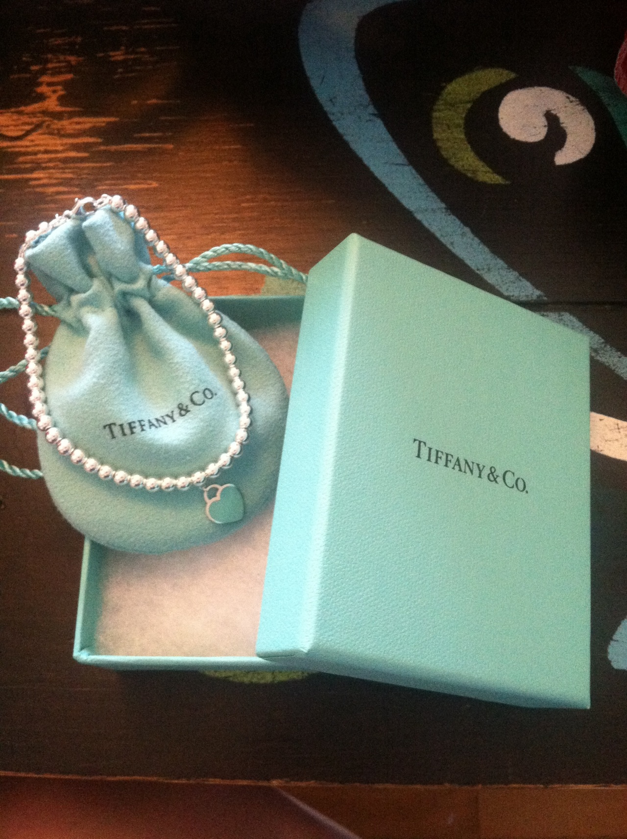 He went to Jarred--NOPE--He went to Tiffany & Co. *wink*