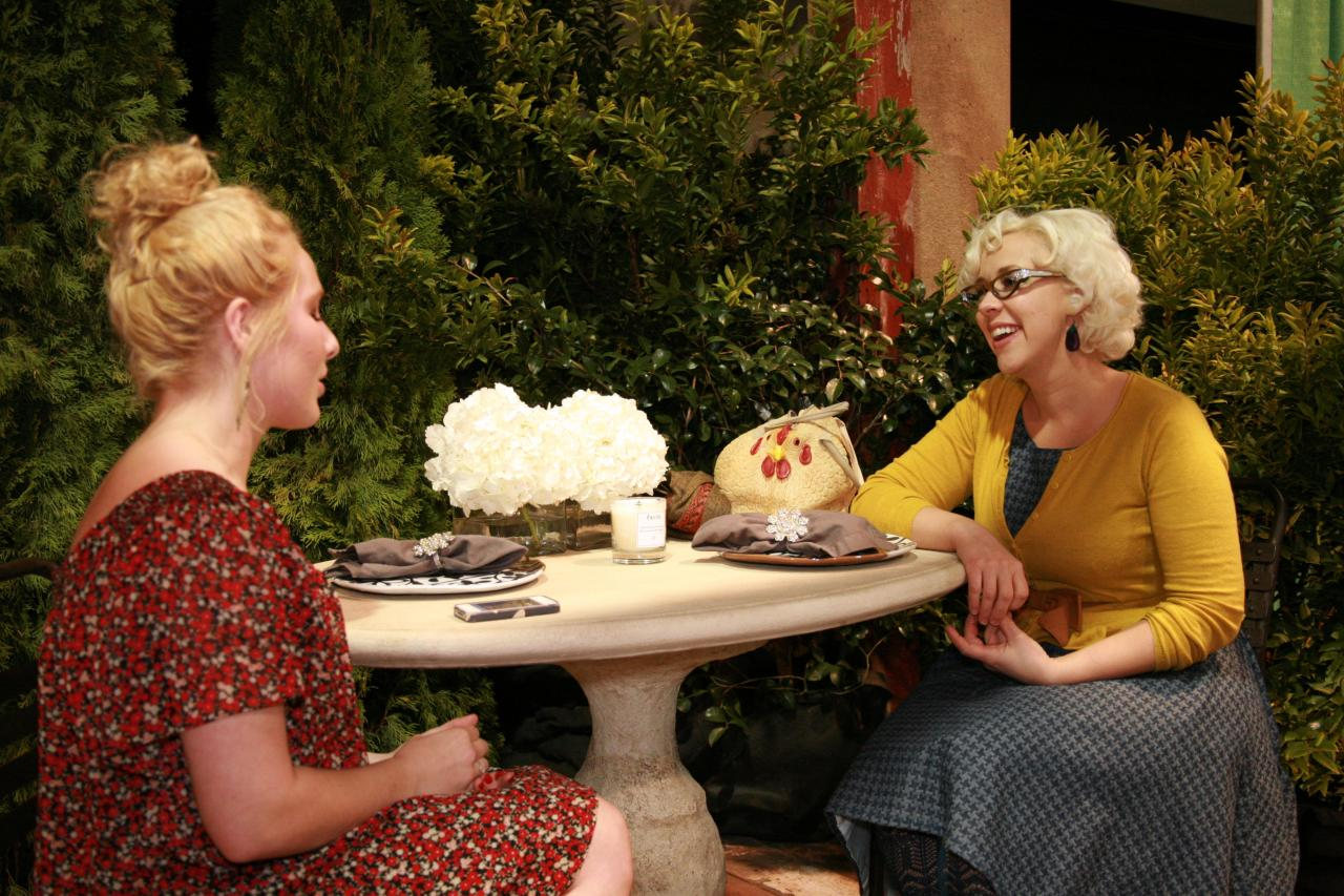 Shout out to Father Nature Landscapes, where the VIP held the interview with Emily Ellyn, y'all's display was so fabulous!