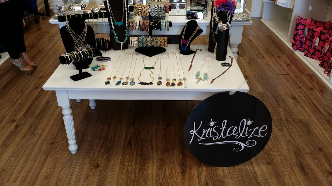 The VIP absolutely loves KristaLize! Y'all so need to check her out and fall in love :)