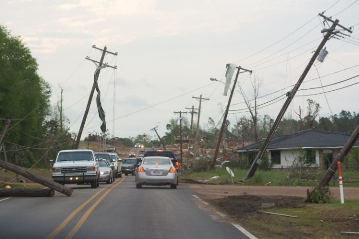 Photo Credit: Tyler Wright  This photo was taken on Armstrong Street in Louisville.