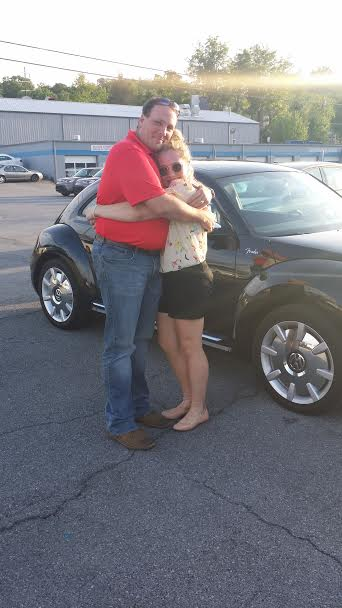 Thanks, Deddy, for an awesome car. You seriously rock...but you already knew that *wink*