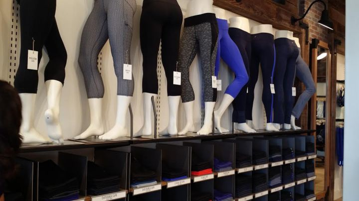 Leggings, here...leggings there...leggings everywhere!