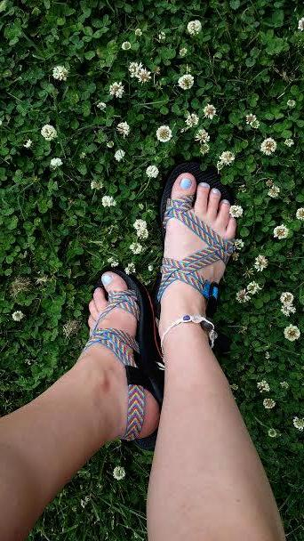 Sandals: Chaco, Mahoney's Outfitters (Johnson City, Tennessee)