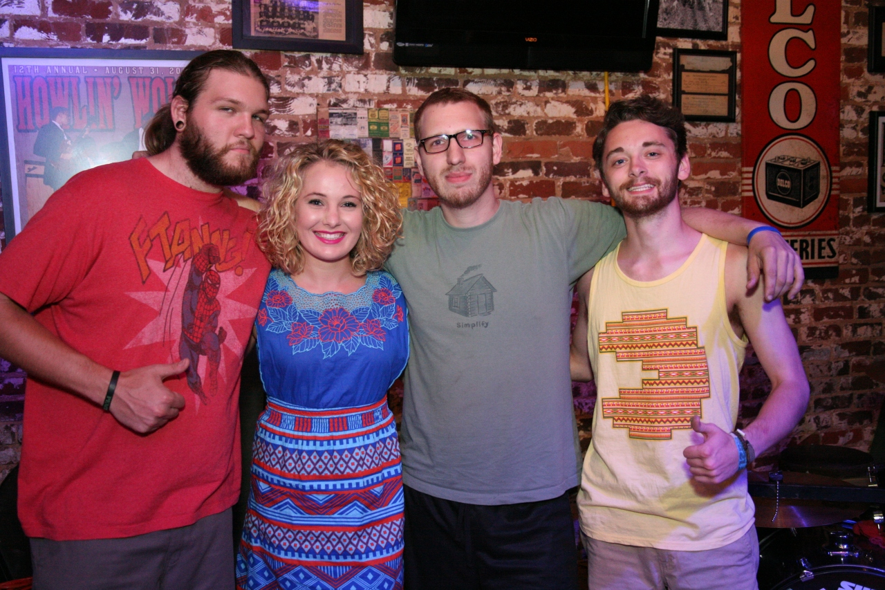 This time last year, the VIP was also interviewing Mississippi-based band The Bonfire Orchestra. Do you remember this fun bunch? Refresh your memory with the interview here and video below: