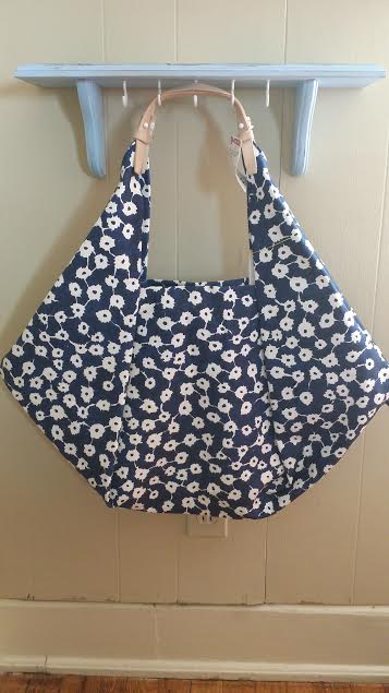 Kate Spade Saturday Origami Tote--Retail, this floral beauty would cost $110; however, I snatched it up on sale for only $32.00! The orginal TJMaxx price was $39.99.