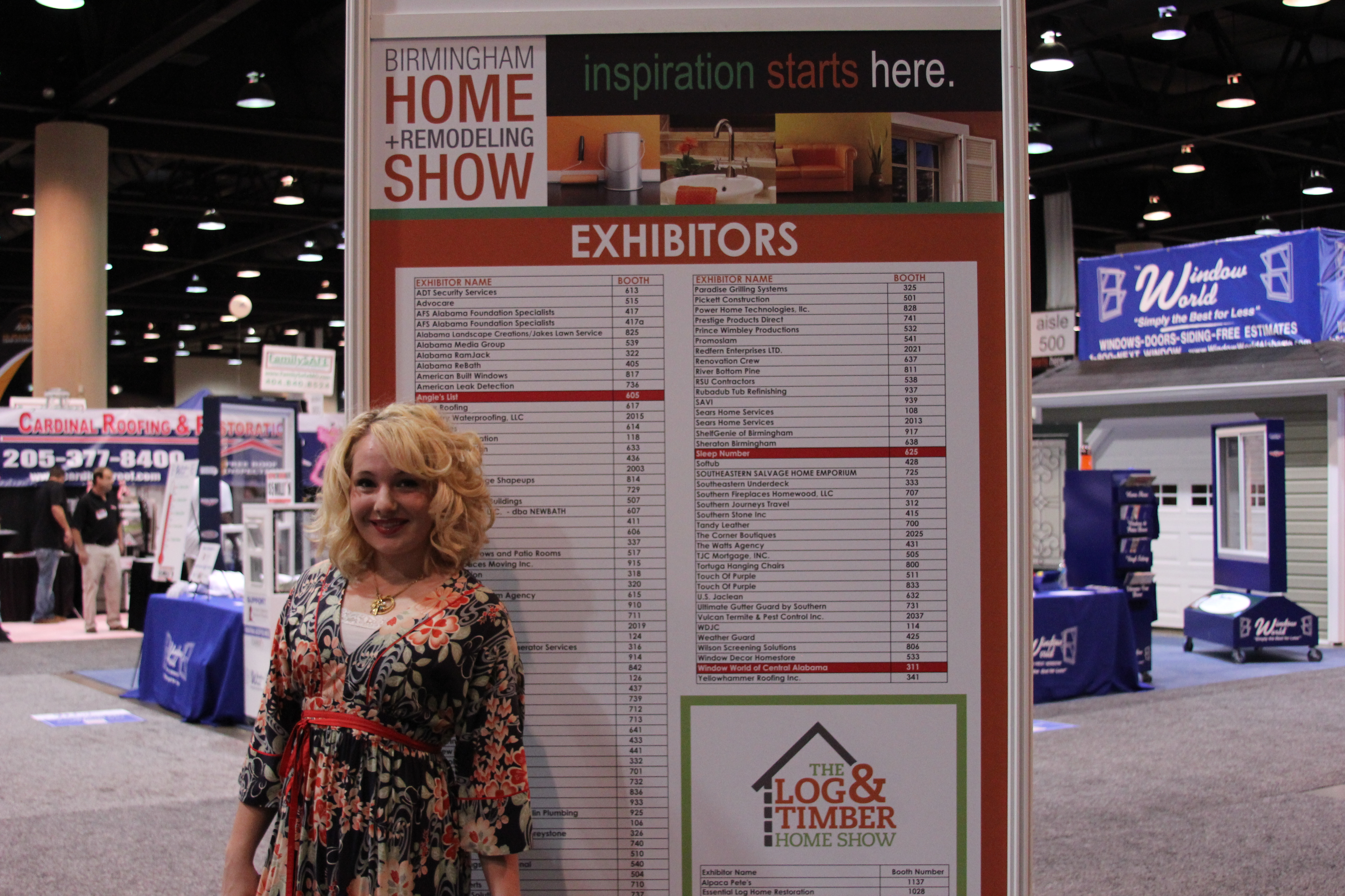 Birmingham Home and Remodeling Show 2014