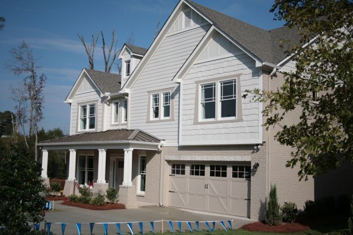 Oh, isn't this show house such a dream! Stop by the Hunters Gate community in Hoover, AL to take a look!