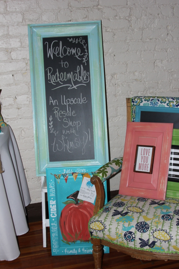 Reedemables had a precious booth at the Ultimate Girls Day Out event! Their store is so amazing too! Check out their Facebook page for more info + pictures! www.facebook.com/Redeeming