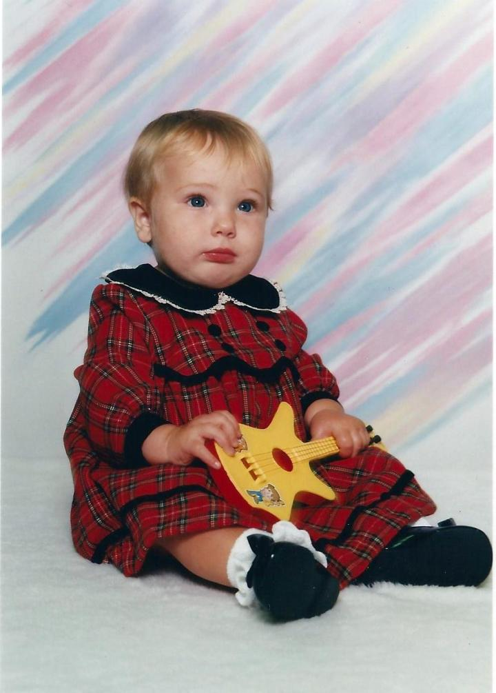 Is it safe to say to say that I have always had a thing for rock n' roll? *wink*
