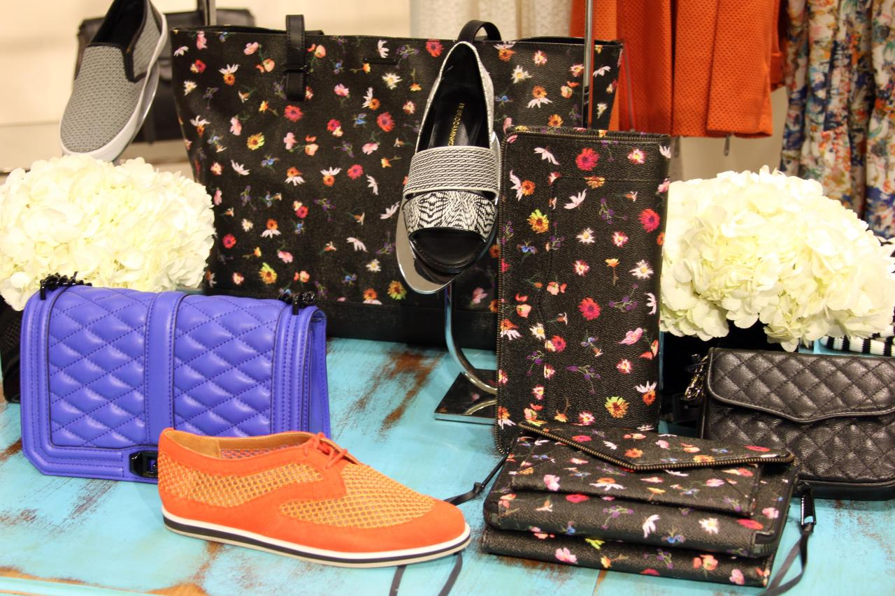 One word--LOVE! If you are in the Birmingham area, stop by Saks Fifth Avenue at the Summit for a FABULOUS shopping experience! And not to mention...they have a lovely selection of RM clothes, shoes, and handbags!