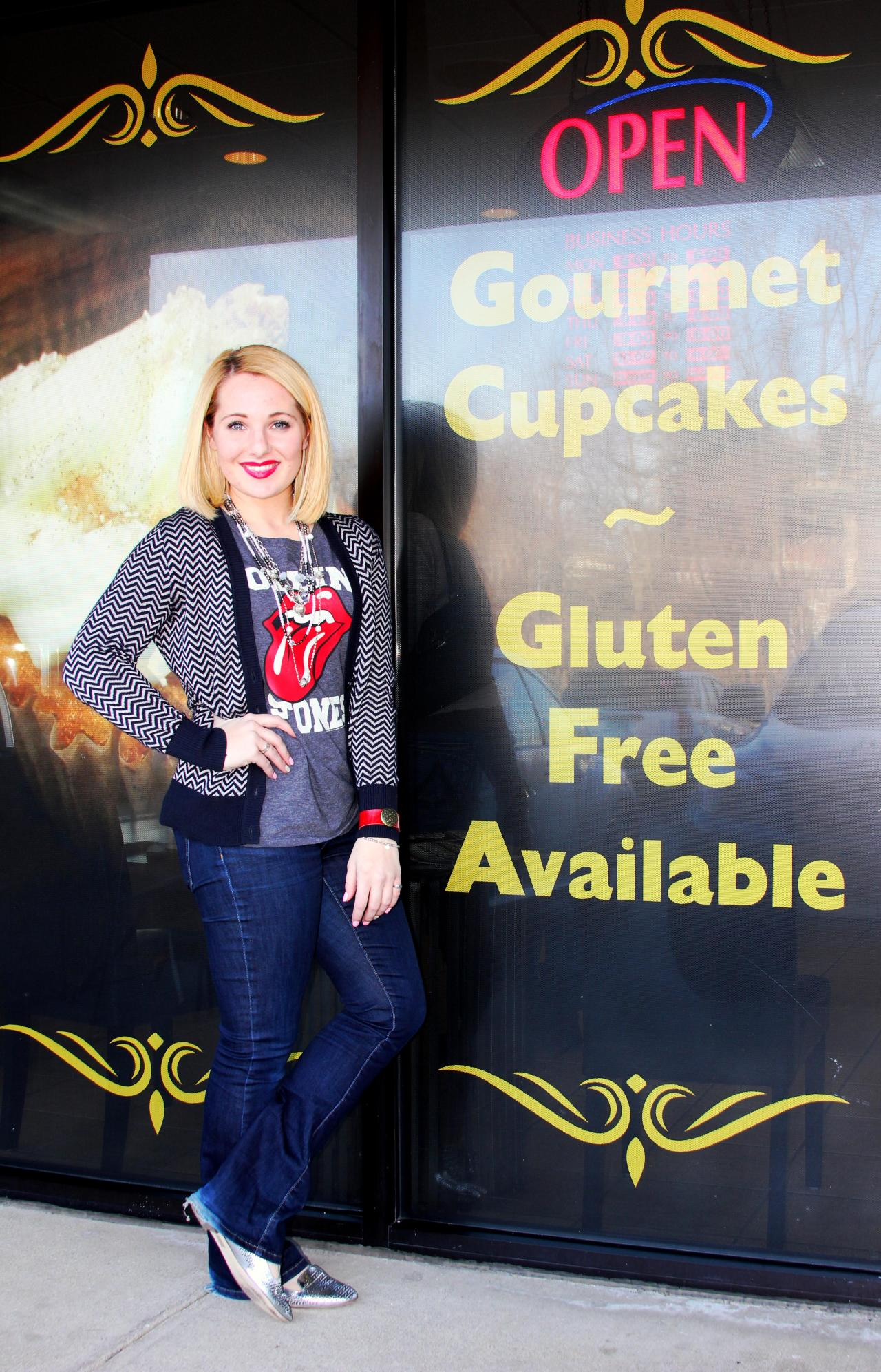 GLUTEN FREE CUPCAKES LOCALLY?! Yes--please! Tammy is always developing new and delicious gluten-free recipes :)