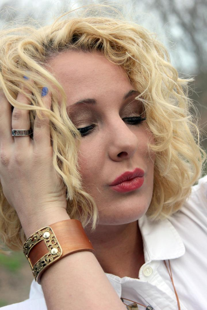Bracelet by Luka & Lyla Designs Ring from Tiffany & Co.