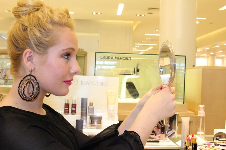 Firsts top--Saks Fifth Avenue Birmingham. S5A has such a wide variety of beauty and skincare products for every age! From prom to weddings to girls night out--a beauty specialist at Saks Fifth Avenue Birmingham can help!