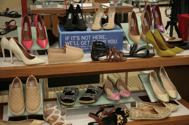 Such a wonderful selection of Steve Madden shoes for every occasion!